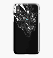 Viserion the Army of the Dead Dragon iPhone Case/Skin