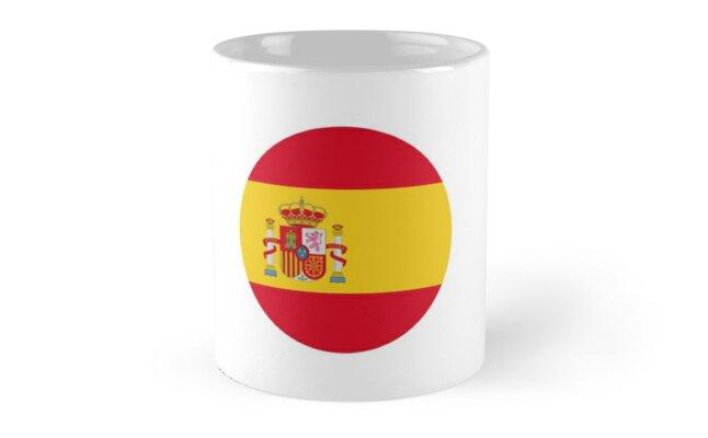 Spain, España by all-flags