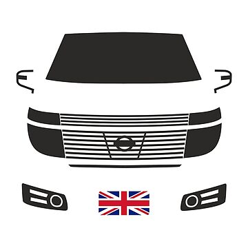 Elgrand E51 Light with Union Jack by Elgrandesigns