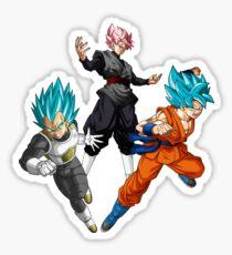 Anime - Ultimate Battle Sticker