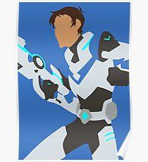 Voltron Lance Poster