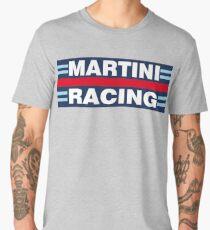 Camiseta premium para hombre Martini Racing