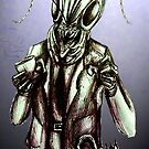 Worker Ant by Extreme-Fantasy