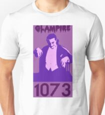 Horror Pop Art - Glampire Slim Fit T-Shirt