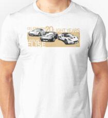 CELEBRATING 20 LIGHT YEARS Unisex T-Shirt