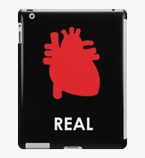 Reality - Black iPad Case/Skin