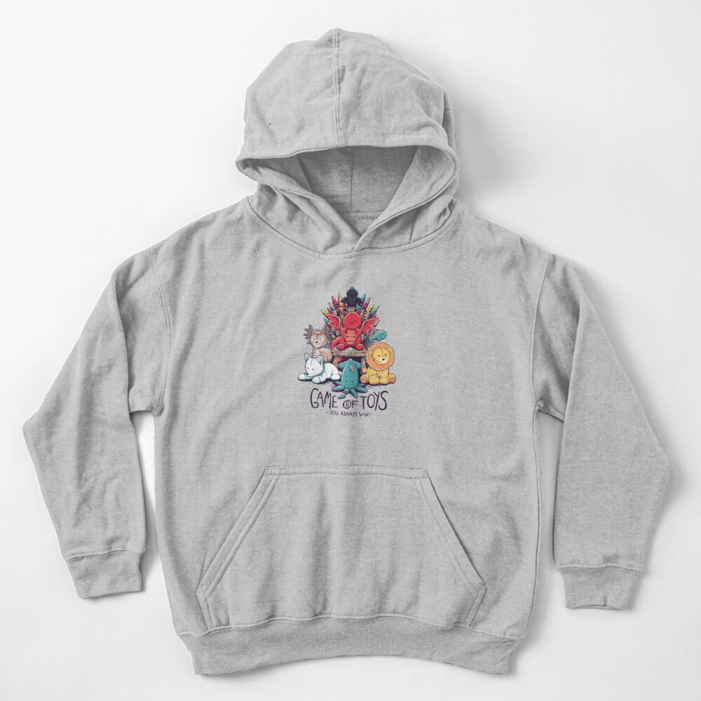 Game of Thrones Toys Kids Pullover Hoodie