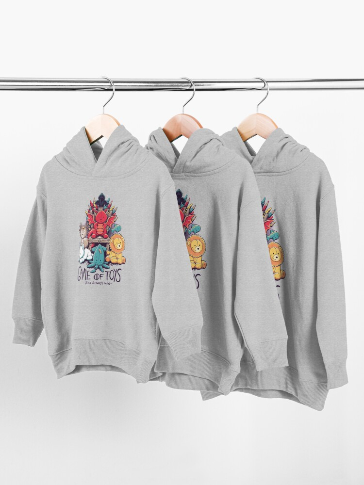 Alternate view of Game of Thrones Toys Toddler Pullover Hoodie