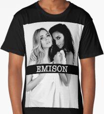 Emison B/W  Long T-Shirt