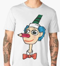 Mr Squiggle Tribute Men's Premium T-Shirt