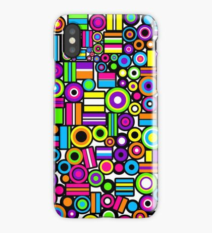 Licorice Allsorts I [iPad / Phone cases / Prints / Clothing / Decor] iPhone Case/Skin