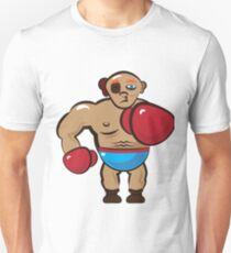 The Boxer - Knock 'Em Out T-Shirt