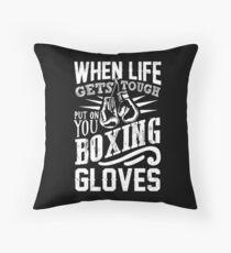 Boxhandschuhe Dekokissen
