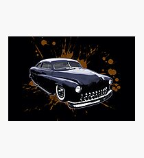1950 Merc Photographic Print