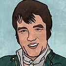 Elvis illustration by Extreme-Fantasy