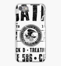 Alcatraz iPhone Case/Skin