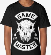 Game Master D&D Long T-Shirt