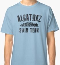 Alcatraz Swim Team Classic T-Shirt