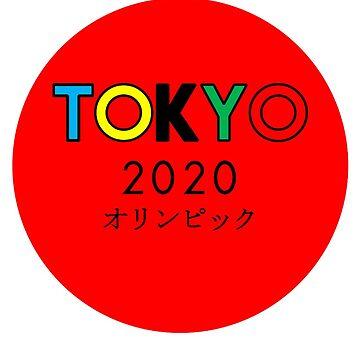 TOKYO OLYMPICS by GraffitiKnight