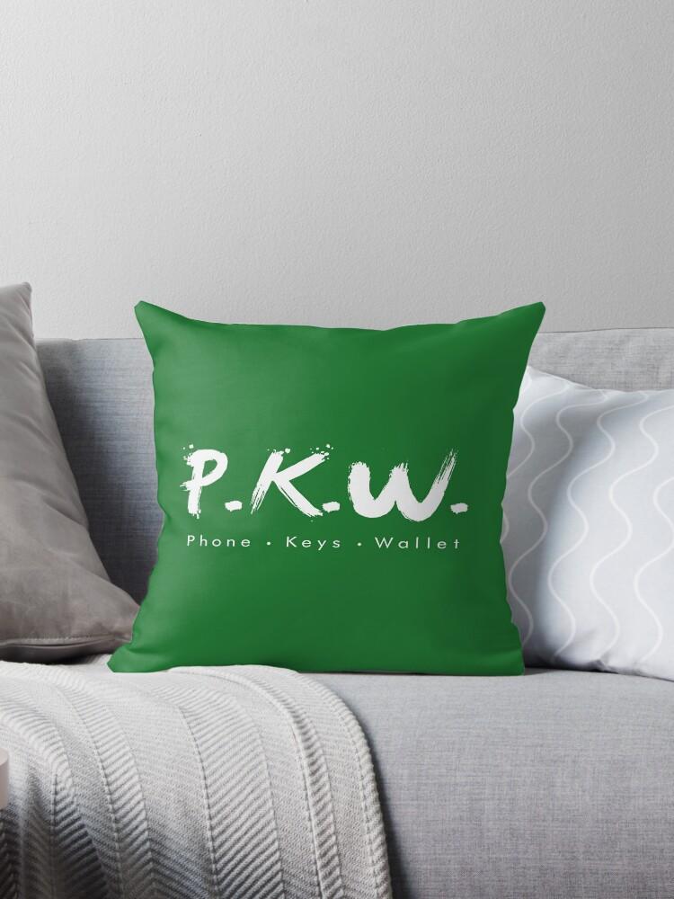 PKW- Phone Keys Wallet Check - logo by SeenB4Dzigns