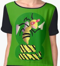 Bee Cool! - Beedrill Chiffon Top