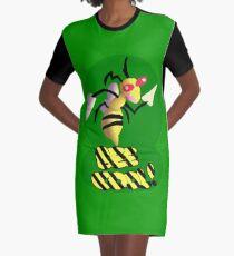 Bee Cool! - Beedrill Graphic T-Shirt Dress