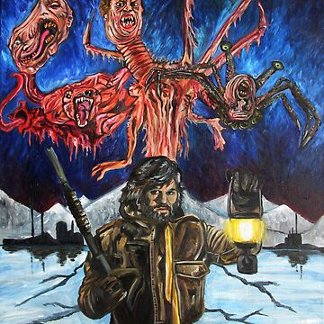 The Thing (John Carpenter) de JosefMendez