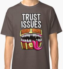 Mimic - Trust Issues Classic T-Shirt