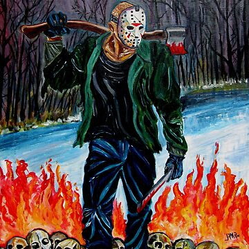 Jason Voorhees (Friday the 13th) de JosefMendez
