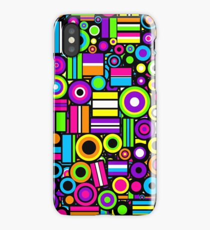 Licorice Allsorts II [iPad / Phone cases / Prints / Clothing / Decor] iPhone Case/Skin