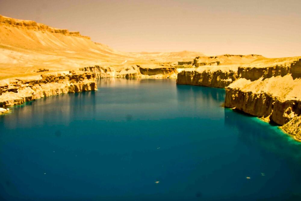 Bandi Amir by Jacob Simkin