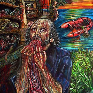 Anthropophagous (the grim reaper) de JosefMendez