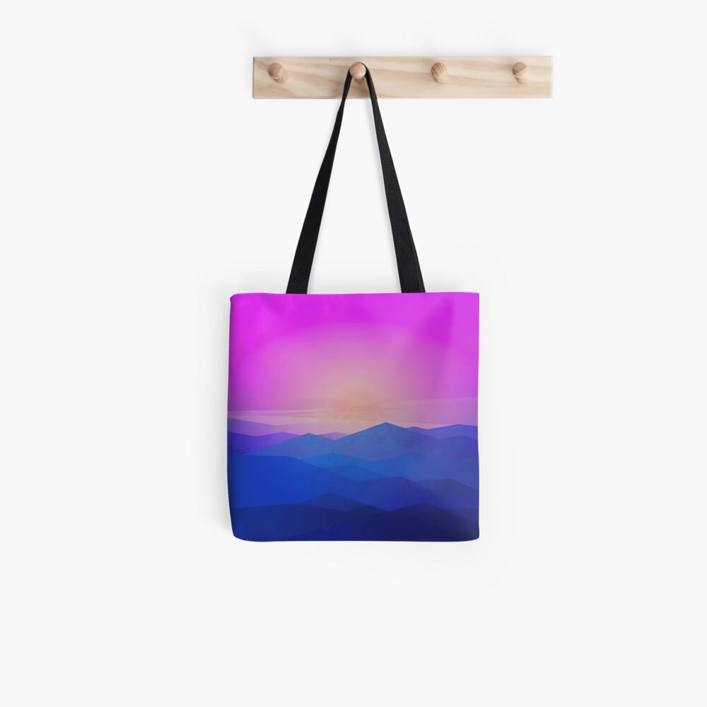 Australia mountains Tote Bag