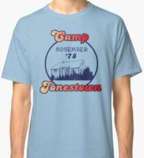 Jim Jones - Camp Jonestown Cabin Classic T-Shirt