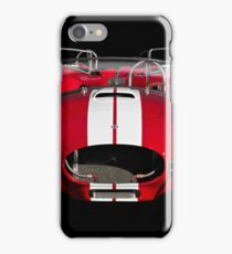 1966 Shelby Cobra 'Trilogy of Terror'  iPhone Case/Skin