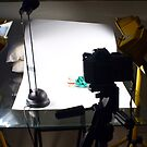 My cheap and nasty lighting set up by loganhille