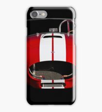 1966 Shelby Cobra 'Head-On' iPhone Case/Skin