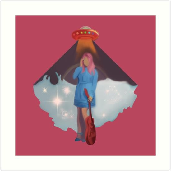 Kesha - Rainbow Inspired Minimalist by artmoonist