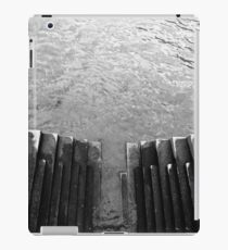 On the banks of the River Thames 1 iPad Case/Skin