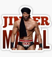 Jinder Mahal Sticker