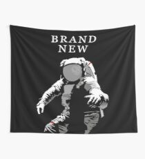 Brand New - Deja Entendu Concept Art Wall Tapestry