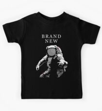 Brand New - Deja Entendu Concept Art Kids Tee