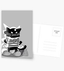 Classic Morgana Postcards