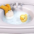 Bath Time - Small by F.M. Gore-Kelly