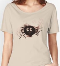 Happy Halloween Spider Women's Relaxed Fit T-Shirt