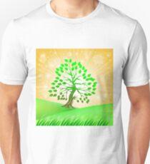 Summer Green Tree T-Shirt
