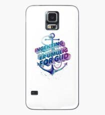 Ingenting er umulig for Gud Case/Skin for Samsung Galaxy