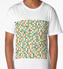 Round stamp Long T-Shirt