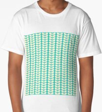 Leave stamp Long T-Shirt