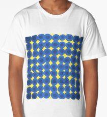 Round stam 4 Long T-Shirt